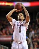 NCAA 2013 Baseketball - lancer franc Photographie stock