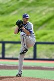 2015 NCAA Baseball - WVU-TCU Royalty Free Stock Image
