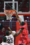 2014 NCAA Basketbal - Grote 5 Stock Foto