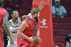 2014 NCAA Basketbal - Grote 5 Royalty-vrije Stock Foto