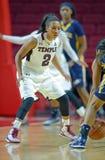2014 NCAA Basketbal - het Basketbal van Vrouwen Stock Foto