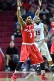 2016 NCAA Basketbal - Houston bij Tempel Royalty-vrije Stock Fotografie