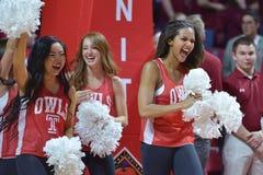 2015 NCAA Basketbal - NIT Eerste Rd tempel-Bucknell Stock Foto's