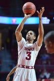 2015 NCAA Basketbal - NIT Eerste Rd tempel-Bucknell Stock Afbeeldingen