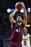 2015 NCAA Basketbal - St Joe bij Tempel Stock Foto's