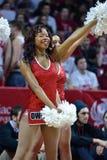 2015 NCAA Basketbal - tempel-Cincinnati Stock Foto's