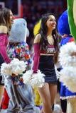 2015 NCAA Basketbal - tempel-ECU Stock Foto
