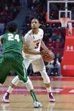 2015 NCAA Basketbal - tempel-Tulane Stock Foto