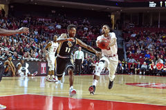 2015 NCAA Basketbal - Tempel - UCF Stock Afbeeldingen