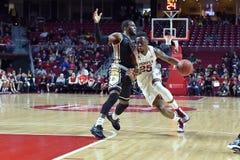 2015 NCAA Basketbal - Tempel - UCF Royalty-vrije Stock Afbeeldingen