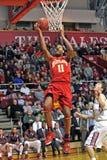 Ncaa-Basketball 2012 - Lage oben Lizenzfreie Stockbilder