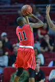 2014 NCAA Basketball - Big 5 Stock Image
