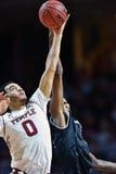 2016 NCAA-Basketball - Cincinnati am Tempel Stockbilder