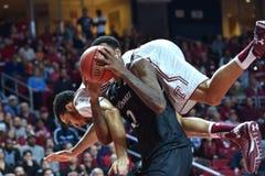 2016 NCAA-Basketball - Cincinnati am Tempel Stockfoto