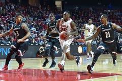 2016 NCAA-Basketball - Cincinnati am Tempel Lizenzfreies Stockfoto