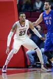 2014 NCAA-Basketball - der Basketball der Männer Stockbilder