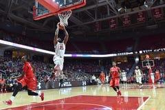2016 NCAA Basketball - Houston at Temple Stock Image