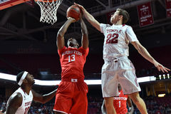 2016 NCAA Basketball - Houston at Temple Stock Photography