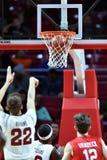 2016 NCAA Basketball - Houston at Temple Royalty Free Stock Photo