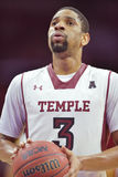2014 NCAA-Basketball - Kansas am Tempel Lizenzfreies Stockfoto