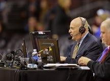 2014 NCAA-Basketball - Kansas am Tempel stockfotos