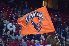 2015 NCAA Basketball - NIT First Rd Temple-Bucknell Stock Photos