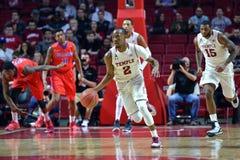 2015 NCAA Basketball - NIT Quarterfinals Temple-La. Tech Stock Images