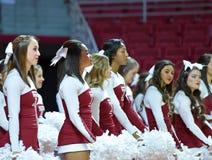 2014 NCAA Basketball - Spirit Squad Royalty Free Stock Photo