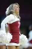 2014 NCAA Basketball - Spirit Squad Royalty Free Stock Images