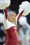 2014 NCAA Basketball - Spirit Squad Royalty Free Stock Photos