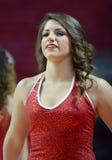 2014 NCAA Basketball - Spirit Squad Stock Photography