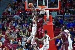 2015 NCAA-Basketball - St. Joe am Tempel Lizenzfreies Stockbild