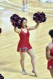 2015 NCAA-Basketball - Tempel gegen Staat Delaware Stockfoto