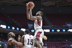 2014 NCAA-Basketball - Tempel-Spielaktion Towson @ Stockfoto