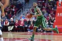 2015 NCAA-Basketball - Tempel-Tulane Lizenzfreie Stockbilder