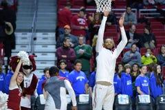 2015 NCAA-Basketball - Tempel-Tulane Stockbild