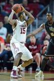 2015 NCAA-Basketball - Tempel - UCF Stockbild
