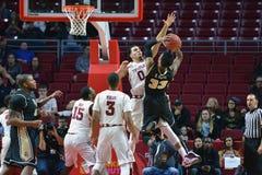 2015 NCAA-Basketball - Tempel - UCF Lizenzfreie Stockbilder