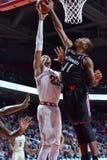 2015 NCAA Basketball - Temple-Cincinnati Royalty Free Stock Image