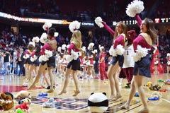 2015 NCAA Basketball - Temple-ECU Royalty Free Stock Image