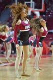 2015 NCAA Basketball - Temple-Tulane Royalty Free Stock Photos
