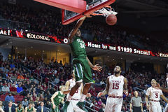 2015 NCAA Basketball - Temple-Tulane Royalty Free Stock Photography
