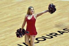 2015 NCAA Basketball - Temple vs Delaware State Stock Image