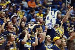 2015 NCAA Basketball - WVU-Oklahoma State Stock Photography
