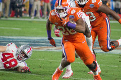 NCAA Football Clemson Tigers at the Fiesta Bowl