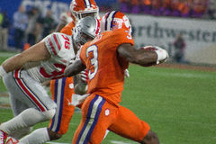NCAA Football Clemson Tigers at the Fiesta Bowl Stock Image