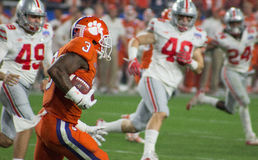 NCAA Football Clemson Tigers at the Fiesta Bowl Stock Photos