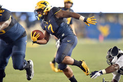 2015 NCAA Football - Ga Southern @ WVU Royalty Free Stock Image