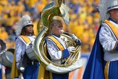 2015 NCAA Football - Maryland @ WVU Stock Photography