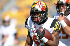 2015 NCAA Football - Maryland @ WVU Stock Photos